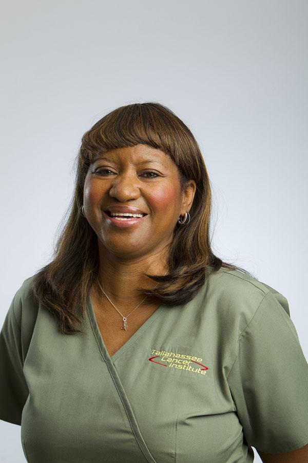 Catherine Devenish, Chemotherapy Nurse