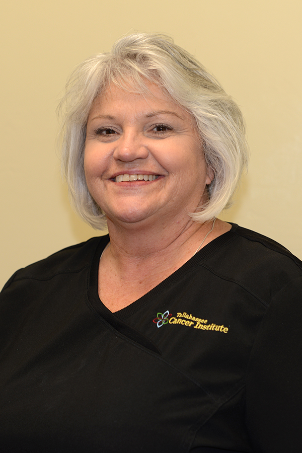 Susan Barnard, Chemotherapy Nurse, Office Manager